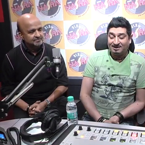 Neeraj Shridhar on Dhak Dhak Evenings with RJ Adaa