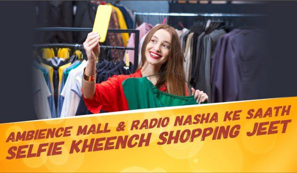Selfie Kheench Shopping Jeet