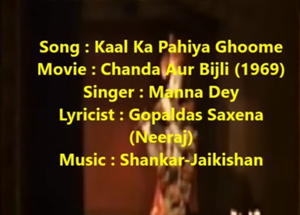 Filmfare Playlist – Best Playback Lyrics in 70s – Radio Nasha