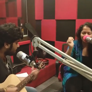 Tribute to Pancham Da by Kasturi and Mayuresh on Dhak Dhak Evenings